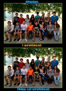 7 diferencies