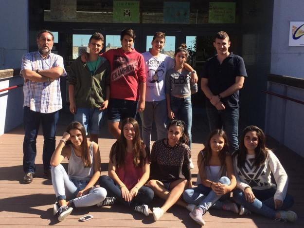 El nou equip de redacció d'IKB+