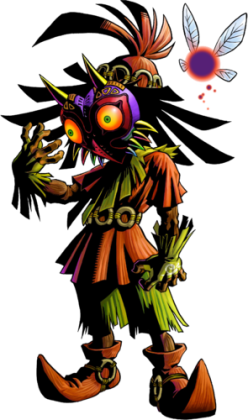 Foto 2 ressenya the Legend of Zelda Majora's mask.png